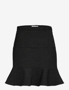 JAMESIA - midi skirts - med grey mel