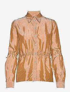 ROMEDA - bluzki z długimi rękawami - apple cinnamon