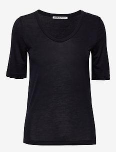 LERNA - basic t-shirts - dark sapphire