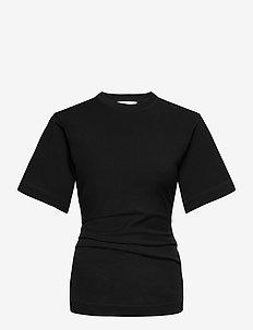 LUNA - t-shirts - black