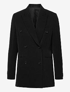 MOLEA - skreddersydde blazers - black