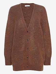 ANTONIA - cardigans - golden brown