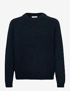 GWYNN - pullover - midnight blue