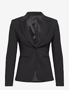 MIRJA S - blazers - black