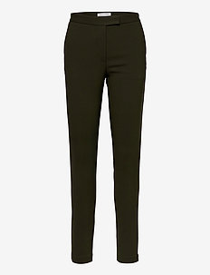 TAIKA - trousers with skinny legs - kalamata