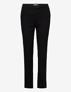 NOORA 3 - slim fit-byxor - black