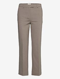 NOORA 3 - rette bukser - mud