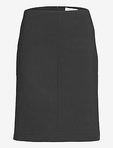 VIOLINA - jupes midi - black