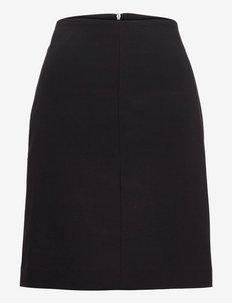 VIOLINA - korta kjolar - black