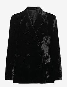 VESI - oversize blazers - black