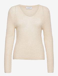 CAMELIA - gensere - soft beige