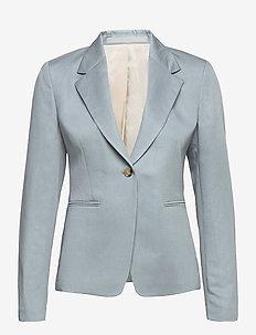 MIRJA - skreddersydde blazers - faded blue