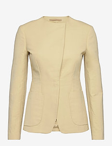 LARIA - casual blazers - sand
