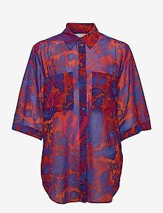 LEROS - overhemden met korte mouwen - artwork