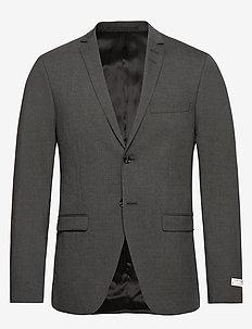 JIL 9 BZ - enkeltkneppede blazere - fur