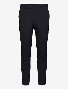 TORDON - suit trousers - dark grey
