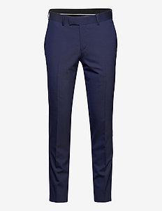 TORDON - formele broeken - midnight blue/b.g