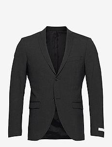 JILE - enkeltkneppede blazere - dark grey