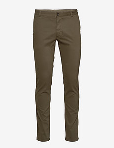 TRANSIT 4 - chinos - dark green