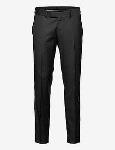 TAIN - formele broeken - black