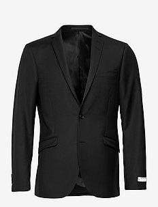 JARRIE - single breasted blazers - black
