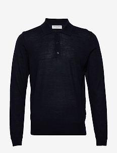 NEWTON - perusneuleet - navy blazer
