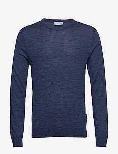 NICHOLS - basic knitwear - bering sea