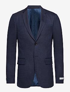 JONN - enkeltkneppede dresser - soft blue