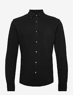 FENALD - basic skjorter - black