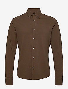 FENALD - avslappede skjorter - kalamata