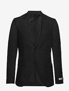 JAMONTE HL - enkeltkneppede blazere - black