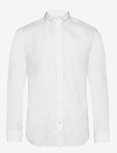 FENALD - basic skjorter - pure white