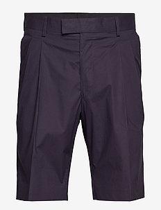 THIM - tailored shorts - midnight blue