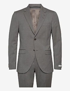 S.JAMONTE - single breasted suits - soft mimosa