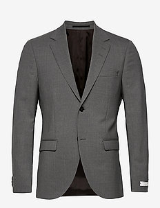 JAMONTE - single breasted blazers - charcoal