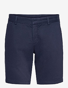 HILLS 6PPT - casual shorts - midnight blue