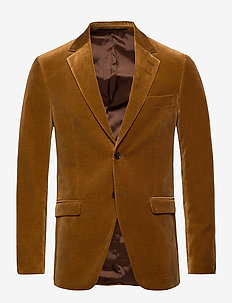 JAMONTE - single breasted suits - mustard