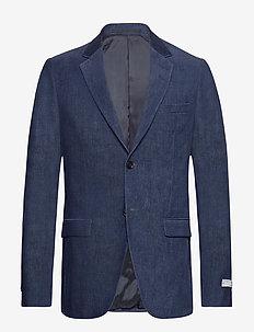 JAMONTE - single breasted blazers - royal blue