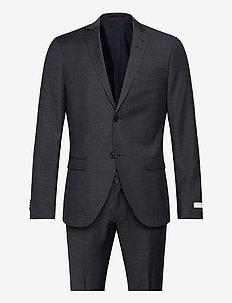 S.JULES - yksiriviset puvut - vintage indigo