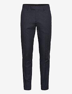 TILMAN - kostymbyxor - vintage indigo