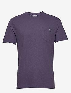 DIDELOT L - basis-t-skjorter - helium purple