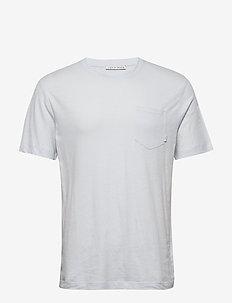 DIDELOT L - basis-t-skjorter - pastelblue