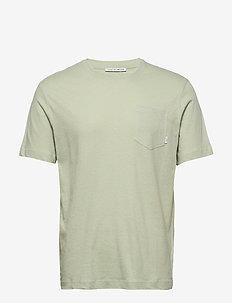 DIDELOT L - basis-t-skjorter - soft mimosa