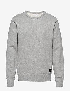 DINOS - basic sweatshirts - med grey mel