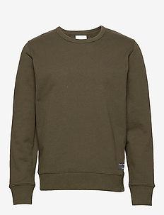 DINOS - basic-sweatshirts - military