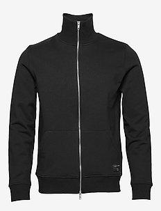 JANNES - basic sweatshirts - black
