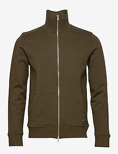 JANNES - basic sweatshirts - military