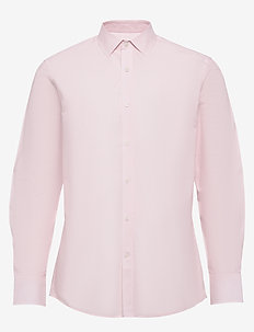FRIDOLF - basic-hemden - powder pink