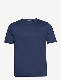 OLAF - basic t-shirts - atlantic blue