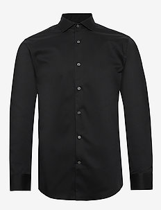 FARRELL 5 - basic skjorter - black